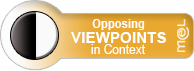 Opposing viewpoints in context